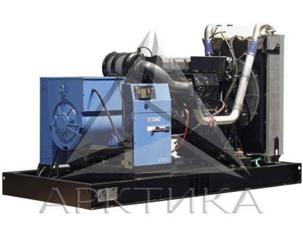 Дизельный генератор SDMO V500C2 с АВР