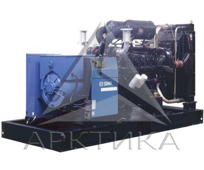 Дизельный генератор SDMO V550C2 с АВР