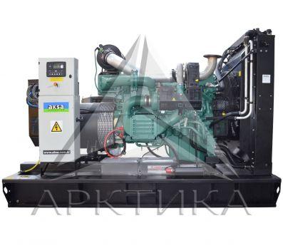 Дизельный генератор Aksa AVP-655 с АВР