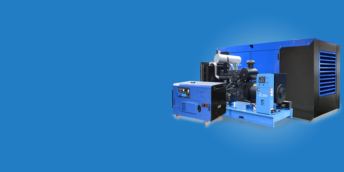 Дизельные генераторы TSS